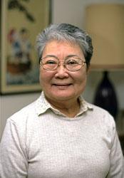 Reiko Matsumoto in Anaheim